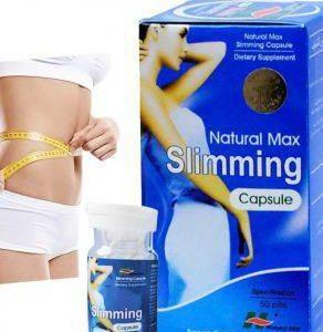 Natural Max Slimming Capsule Blue