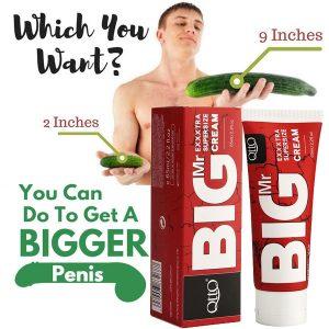 Mr Big Penis Enlarge Cream