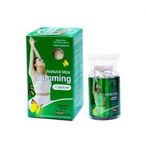 Natural Max Slimming Capsule Green